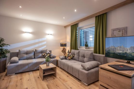 luxury apartment with garden for your holiday in Söll